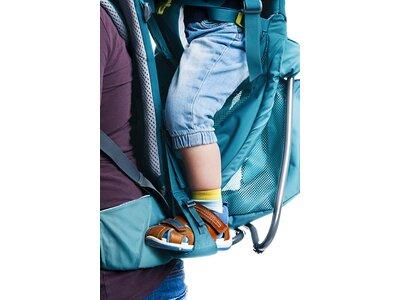 """DEUTER Kindertrageruckack """"KId Comfort Active SL"""" Blau"""