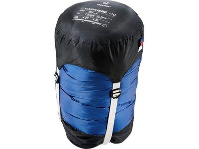 Deuter Exosphere -10° L Schlafsack Blau