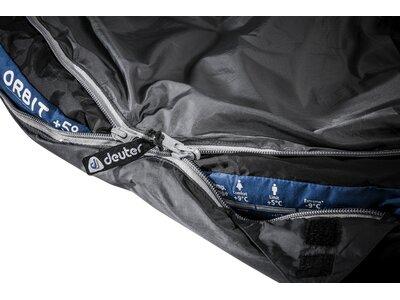 DEUTER Schlafsack Orbit +5° Grau