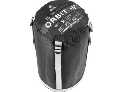 DEUTER Schlafsack Orbit +5° - SL Grau