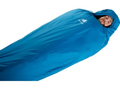 DEUTER Schlafsack Orbit 0° Blau