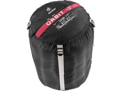 DEUTER Schlafsack Orbit -5° - L Rot