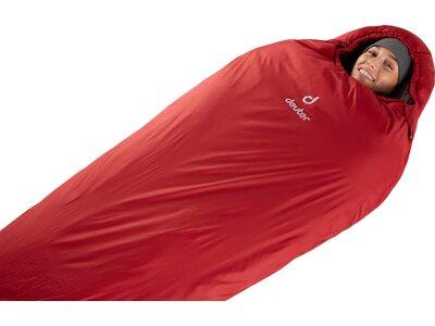 DEUTER Schlafsack Orbit -5° - SL Rot