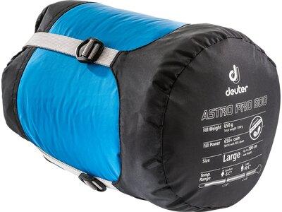 Deuter Astro Pro 600 L Schlafsack Blau