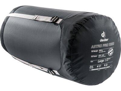 Deuter Astro Pro 1000 L Schlafsack Grau