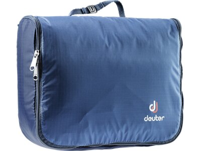 """DEUTER Kulturtasche """"Wash Center Lite II"""" Blau"""