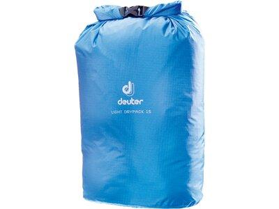 DEUTER Light Drypack 15 Blau