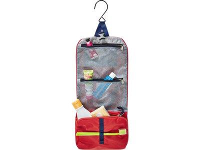 DEUTER Kleintasche Wash Bag I Rot