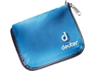 DEUTER Kleintasche Zip Wallet Blau