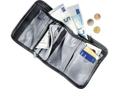 DEUTER Kleintasche Travel Wallet Schwarz