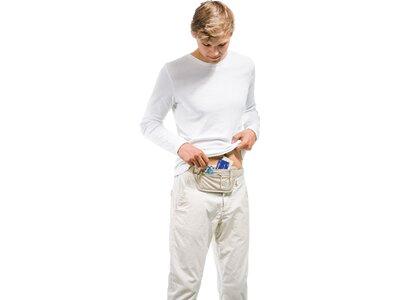 DEUTER Kleintasche Security Money Belt I Silber