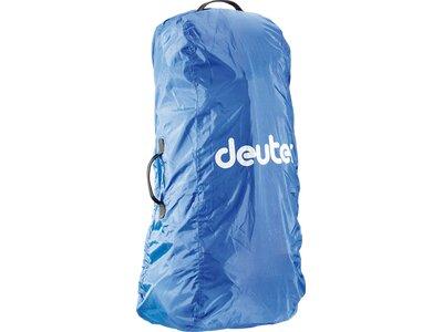 DEUTER Tasche Transport Cover Blau