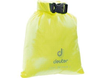DEUTER Light Drypack 1 Gelb