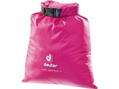 DEUTER Light Drypack 3 Pink