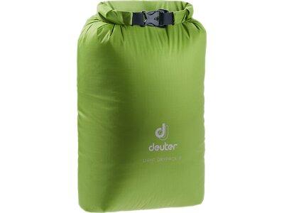 DEUTER Light Drypack 8 Grün