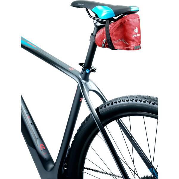 DEUTER Fahrradtasche Bike Bag I in Rot