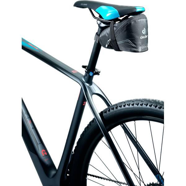 DEUTER Fahrradtasche Bike Bag I in Schwarz