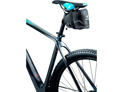 DEUTER Fahrradtasche Bike Bag II Schwarz