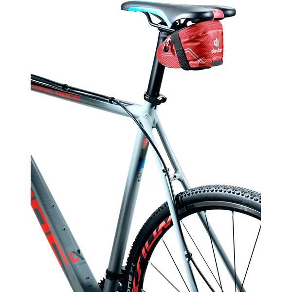 DEUTER Fahrradtasche Bike Bag Race II in Rot