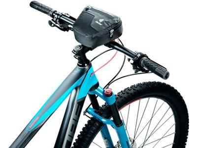 DEUTER Fahrradtasche City Bag Schwarz
