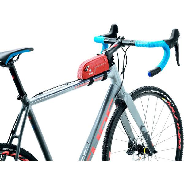 DEUTER Fahrradtasche Energy Bag in Rot