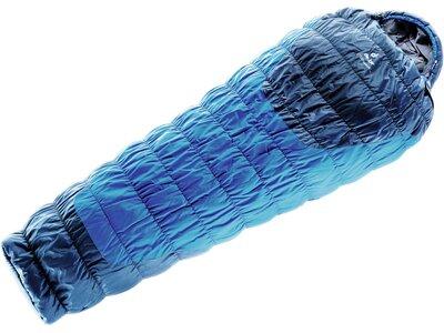 DEUTER Schlafsack Exosphere +2° L Blau
