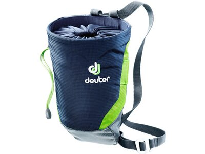DEUTER Kleintasche Gravity Chalk Bag II L Blau