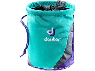 DEUTER Kleintasche Gravity Chalk Bag I M Grün