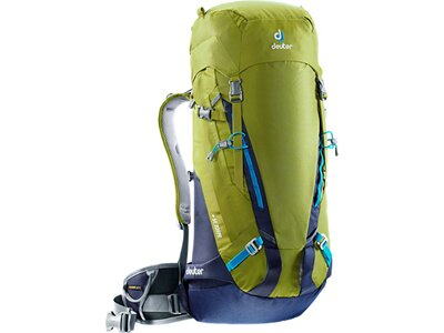DEUTER Alpin-Rucksack Guide 35+ Blau
