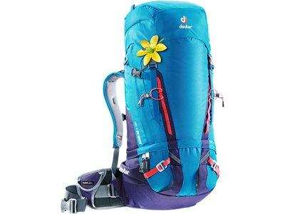 DEUTER Alpin-Rucksack Guide 40+ SL Blau