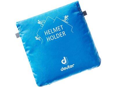 DEUTER Helmhalter Helmet Holder Schwarz