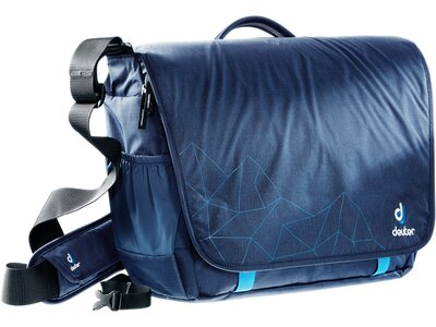 DEUTER Umhängetasche / Messenger Bag Operate III Blau