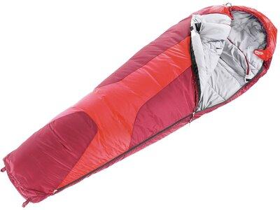 DEUTER Schlafsack Orbit 0° Rot