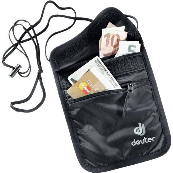 DEUTER Kleintasche Security Wallet II