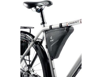 DEUTER Fahrradtasche Triangle Bag Schwarz