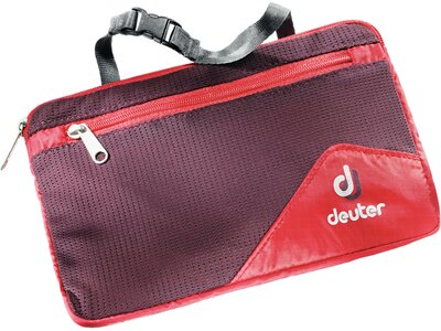 DEUTER Kleintasche Wash Bag Lite II Rot