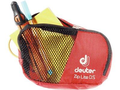 DEUTER Kleintasche Zip Lite 0.5 Rot