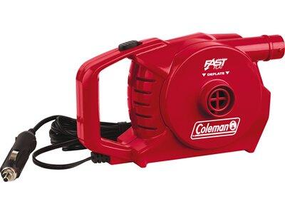 COLEMAN Pumpe Quickpump 12 V Rot