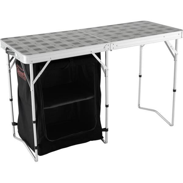 COLEMAN 2 in 1 - Tisch und Lagerfläche