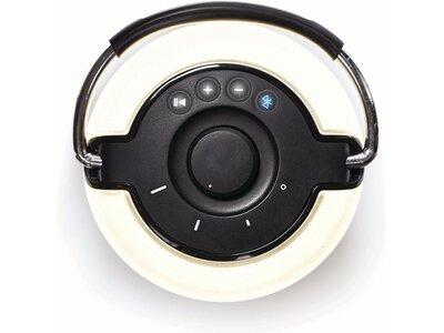 COLEMAN 360-Grad Laterne & Bluetooth Lautsprecher Schwarz