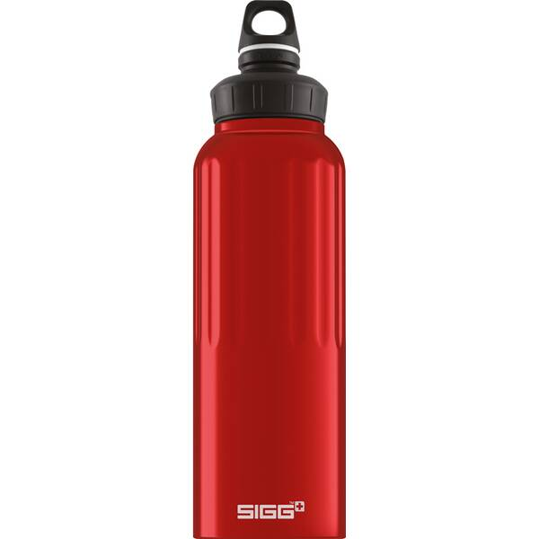 SIGG Trinkbehälter WMB TRAVELLER RED