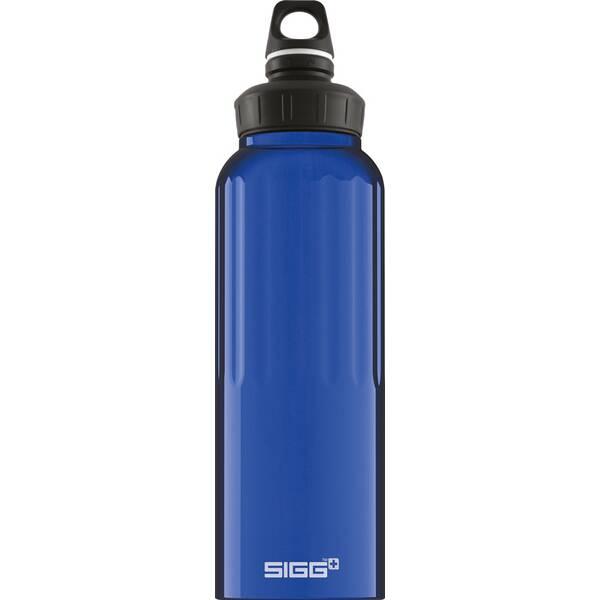 SIGG Trinkbehälter WMB TRAVELLER DARK BLUE