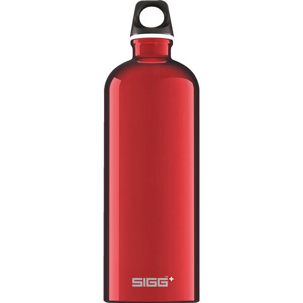 SIGG Trinkbehälter TRAVELLER RED