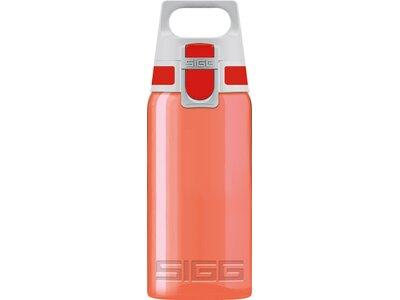 SIGG Trinkbehälter VIVA WMB ONE RED Braun
