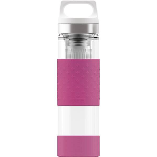 SIGG Trinkbehälter H&C Glass WMB Berry