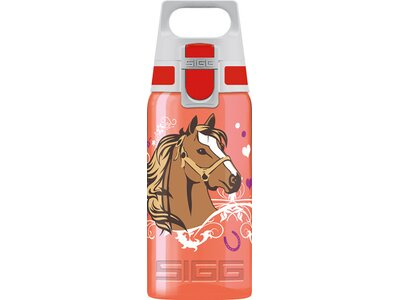 SIGG Trinkbehälter VIVA ONE Horses Braun