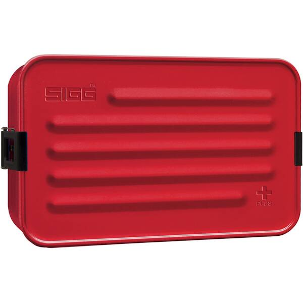 SIGG Trinkbehälter Metal Box Plus L Red