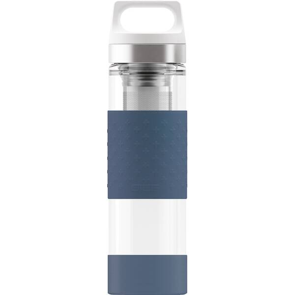 SIGG Trinkbehälter H&C Glass WMB Midnight