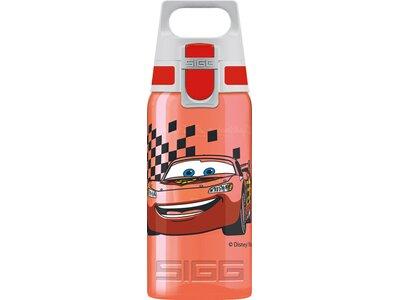 SIGG Trinkbehälter VIVA ONE Cars Rot