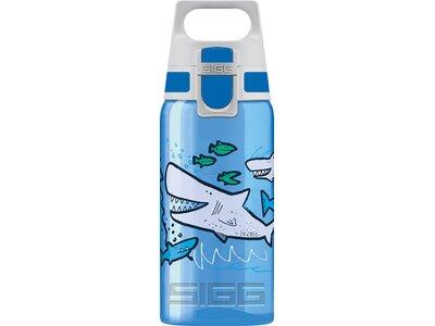 SIGG Trinkbehälter VIVA ONE Sharkies Blau